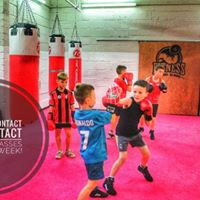 Kids boxing and fitness